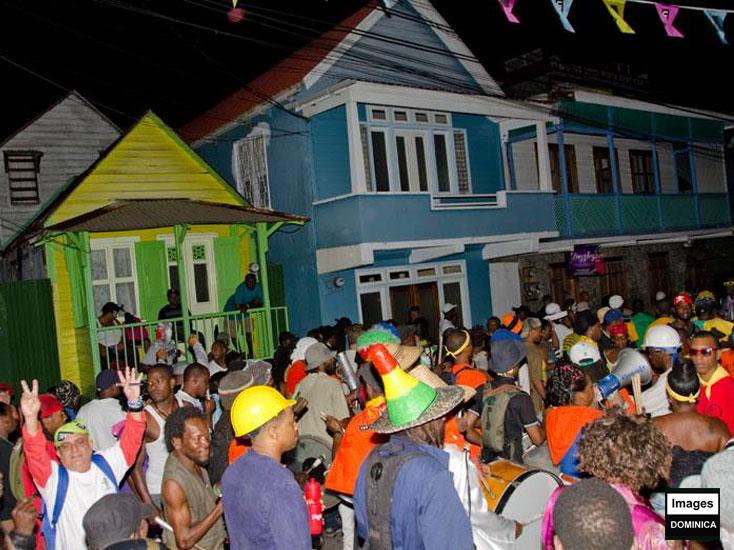 Carnival-jouvert