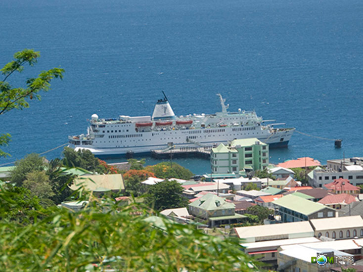 Cruising to dominica information about cruise ships arriving in dominica in a day sciox Images