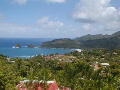 Dominica's Castle Bruce