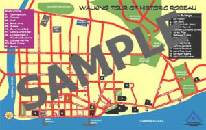 Shape Sample Map